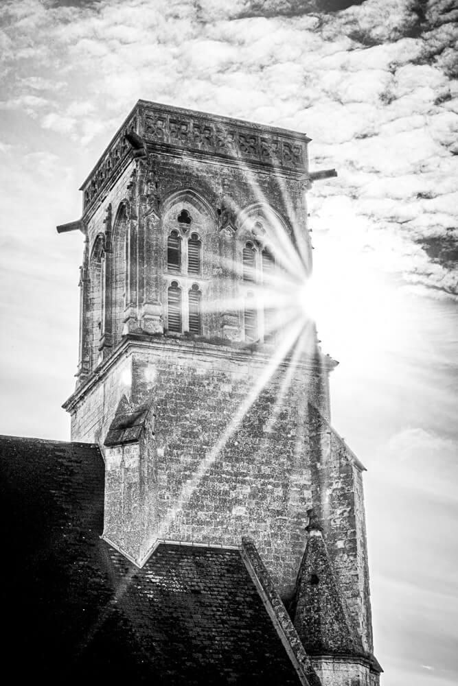 L'église de Pernes