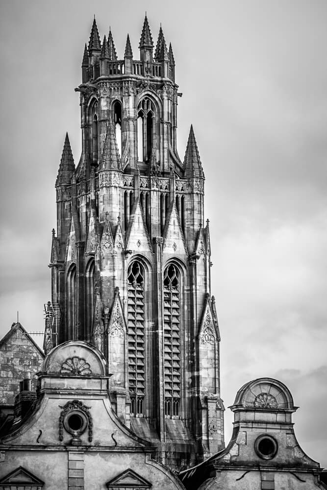 L'église Saint Jean Baptiste à Arras