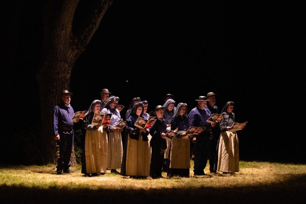 Chorale, rêves et histoires d'Artois à Saint Laurent Blangy