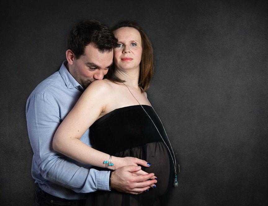 Quand la séance couple se lie à la séance grossesse