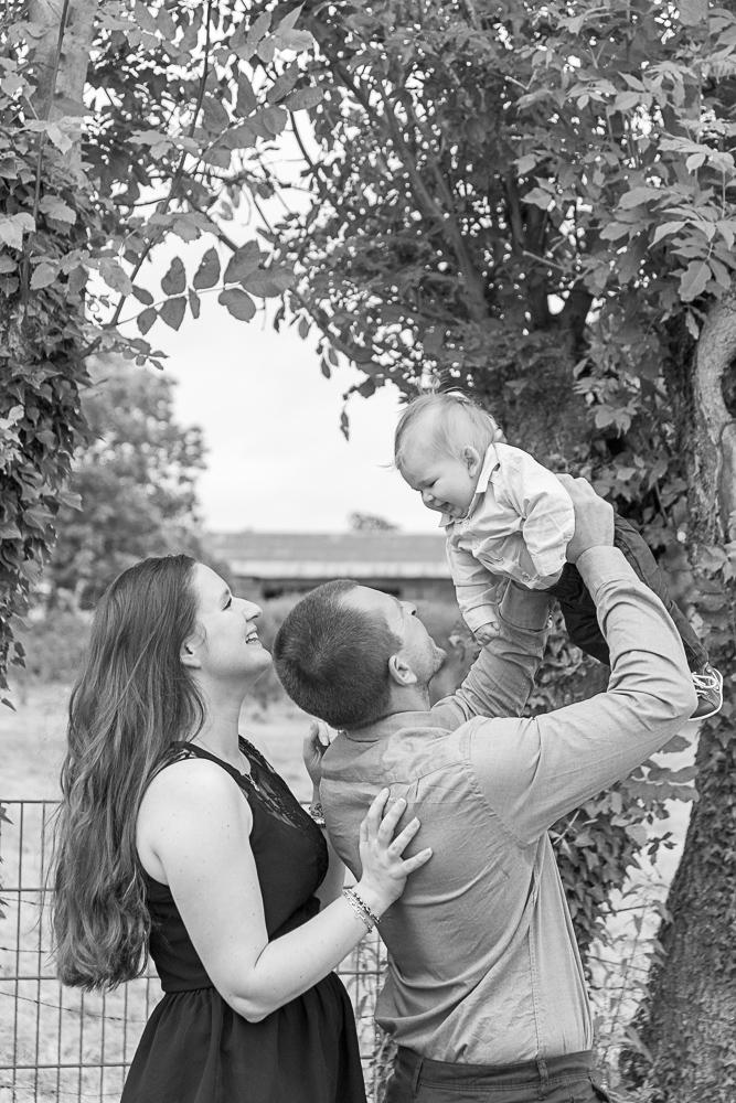 séance famille le bonheur en une image